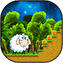 Jungle Sheep Run icon