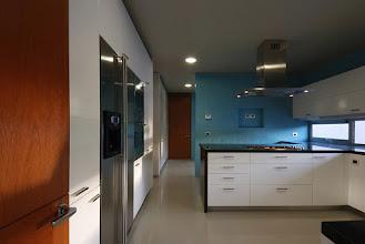 Photo: Kitchen at Kübler House . By Xilofor