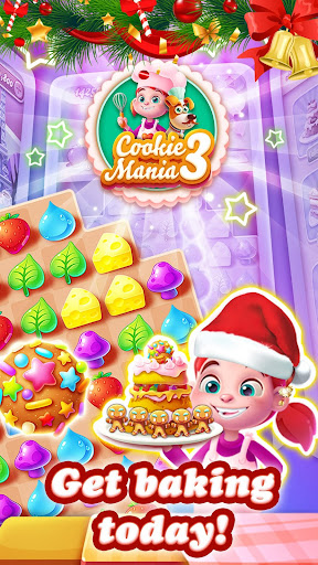 Cookie Mania 3 screenshot 3