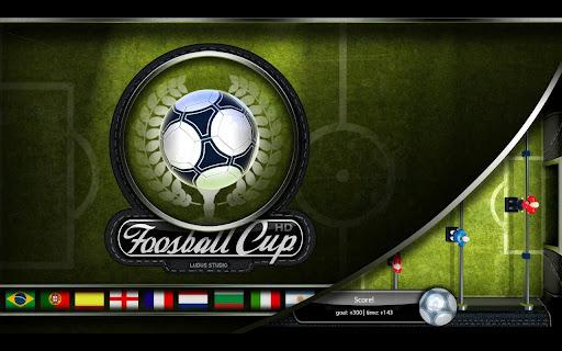 Foosball Cup screenshot 1