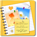 Best Photo Sticky Notes Widget icon