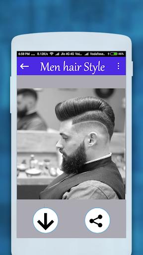 Men hairstyle set my face 2017 1.0.8 screenshots 3