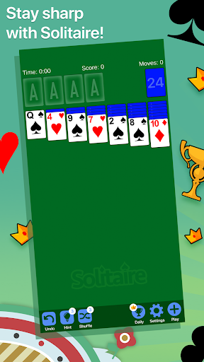 Solitaire apktreat screenshots 1
