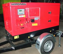 Photo: Generator Yanmar 17 kva, Atlasgip SA, Ploiesti