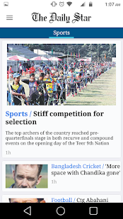 The Daily Star - Bangladesh - náhled