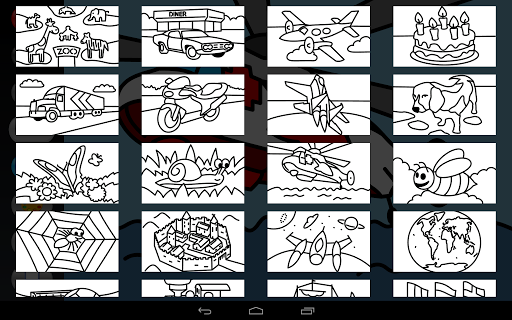 Zebra Paint screenshot 8