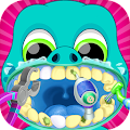 Dragon bad teeth doctor - Dentist simulator