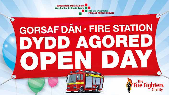 Fire station fun day this weekend