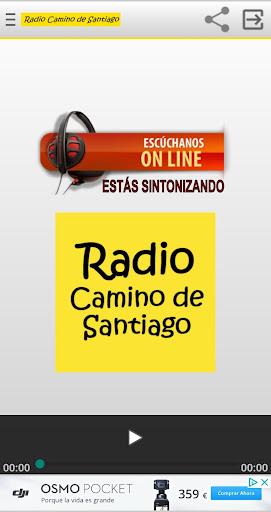 Resultado de imagen para Radio Camino de Santiago
