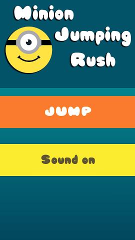 android Minions Jumping Rush Screenshot 0