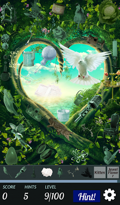 Hidden Object - Love and Light - screenshot