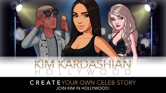 KIM KARDASHIAN: HOLLYWOOD MOD 8.6.0 Apk (Lots OF Money) 8.6.0 8