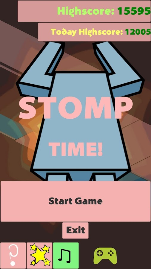 Stomp Time- screenshot