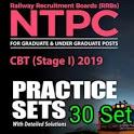 Railway NTPC 30 SET Practice icon