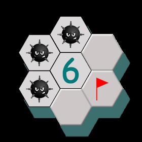 Hexa Minesweeper: Hex Mines