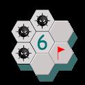Hexa Minesweeper: Hex Mines icon