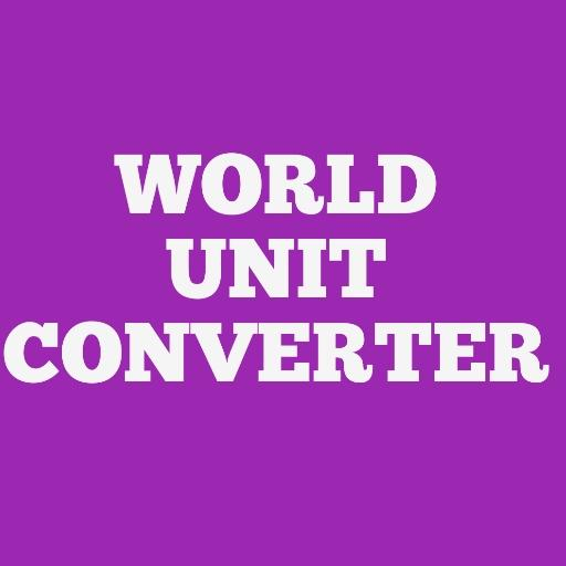 World Unit Converter file APK for Gaming PC/PS3/PS4 Smart TV