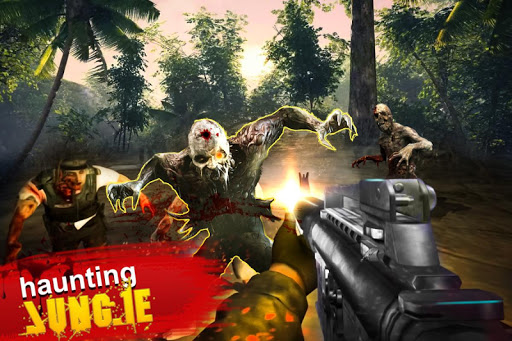 Army Strike Zombie Game for free Attack Games 2018 1.0 screenshots 2
