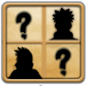Anime Quiz. Naruto&Boruto characters icon