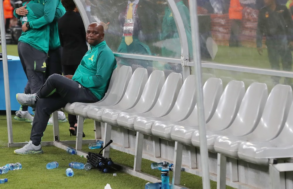 Contract negotiations between Sundowns and Mosimane stall: 'It's not about money' - SowetanLIVE