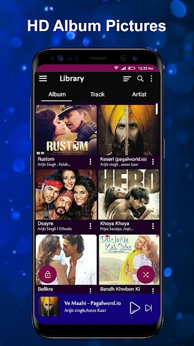 Download MP3 Music Player 2019 - 10 Bands Equalizer Player