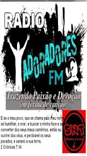 Radio Adoradores FM - náhled