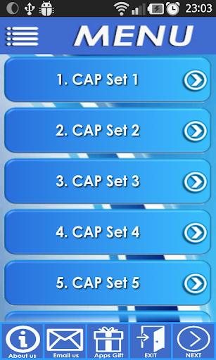 CAP Administrative Pro