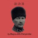 Atatürk Digital Saat icon
