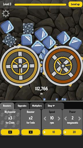 Grind my Gears - Idle Fun  captures d'écran 1
