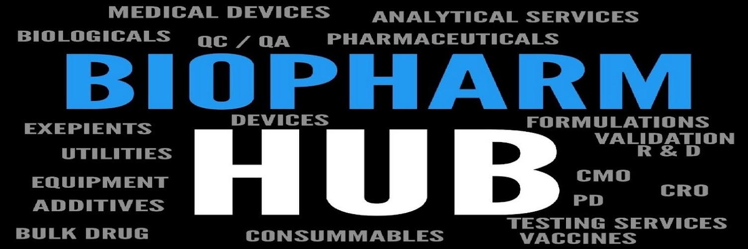 INTRODUCTION TO BIOPHARM HUB FALL SEMINAR SERIES