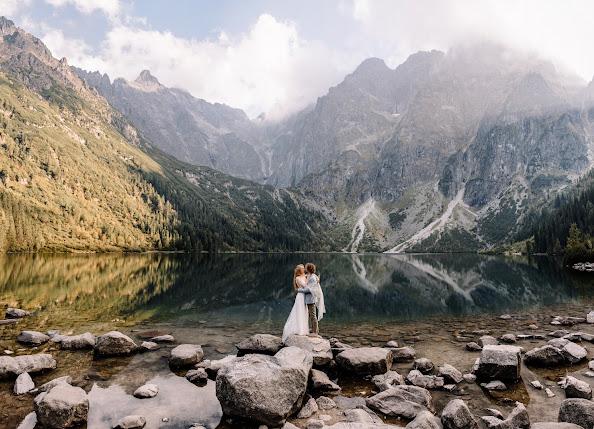 Hochzeitsfotograf Vladimir Carkov (tsarkov). Foto vom 11.10.2018