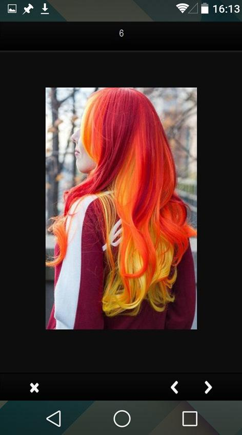 Latest Hair Coloring Ideas - Android Apps on Google Play