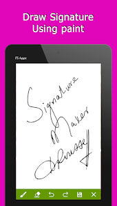 Signature Maker Real screenshot 16