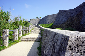 Photo: On the way to Shuri Castle around Naha