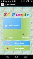Screenshot of 24 Puzzle Free