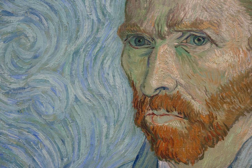 Van gogh folie - Van gogh autoportrait oreille coupee ...