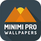 Minimi FHD Wallpapers Art & Image editor Pro