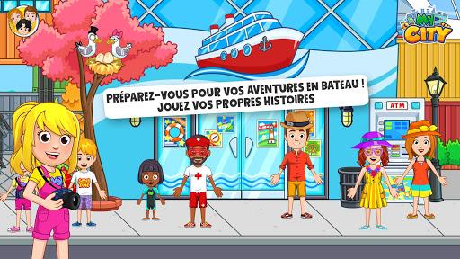 My City : Aventures en bateau screenshot 1