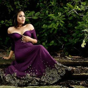 Alice by Purnawan  Hadi - People Portraits of Women