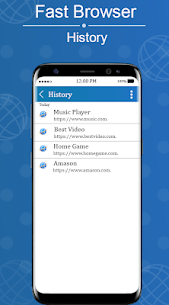 Web Browser – Fast, Privacy & Light Web Explorer Apk  Download For Android 7