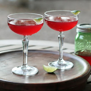 Raspberry Vodka Chambord Cosmopolitan Recipe
