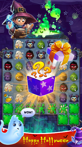 Magic Witch - Match 3 Puzzle-Screenshots 4