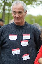 Photo: Robert Moreau qui a des problèmes de personnalités multiples...