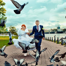 Wedding photographer Grigoriy Pozdnyakov (Grigorii6). Photo of 01.10.2015