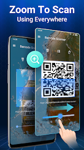 QR Code Scan & Barcode Scanner Apk Download For Android 5