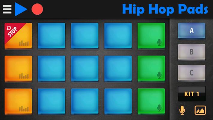 Hip Hop Pads - screenshot