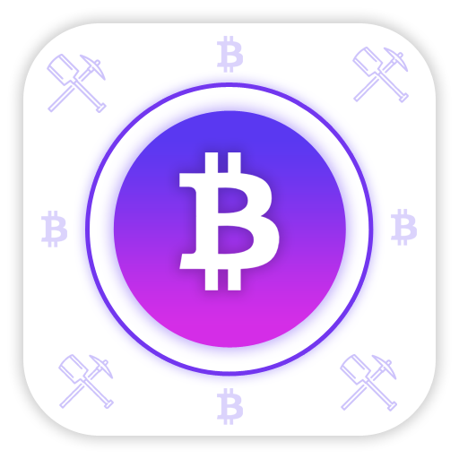 Bitcoin Miner - Free Earn BTC for PC