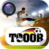 Soccer Photo Editor Stickers