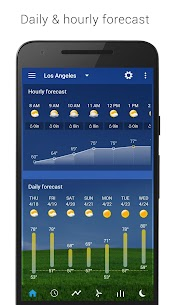 Sense V2 Flip Clock & Weather (Premium) 3