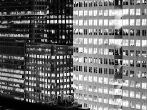 Photo: p*Black and White Town*  There's no colour and no sound In the Black and White Town I've been ten feet underground In Black and White Town  #toronto #blackandwhite #rooftopping #skyline #urbex #urbanexploration